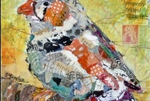 Collage & Mixed Media Artwork / by Rachel Bell