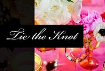 Tie the Knot / Wedding Planning
