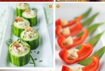 Recipes ~ Apetizers / by Gwen Stone