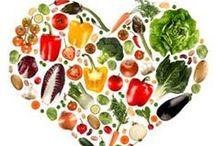 Recipes ~ Fruits and Veggies