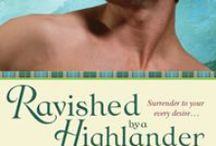 Ravished By A Highlander/Book #1 Children of the Mist series / Davina Montgomery is no ordinary English lady. For her own protection, she's been locked away from society, her true identity the Crown's most closely guarded secret. Until a shocking betrayal—and a bold rescue—land her in the arms of a fierce Highlander, a powerful warrior whose searing gaze and tantalizing touch awaken her body and soul.