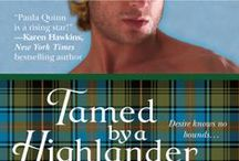 Tamed By A Highlander/Book #3 Children of the Mist series / Connor Grant left his first love in the Highlands, vowing to return after serving in the king's army. Seven years later, he is still fighting for the crown, and his victories are legendary-both in the battlefield and in the bedroom. Yet he's never forgotten his bonnie lass. And he certainly never expected to see her amidst the splendor of the British royal court: beautiful, breathtaking, and tempting him past the point of no return.