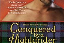 Conquered By A Highlander/Book #4 Children of the Mist series / Colin MacGregor was born to fight-for his beliefs, his king, and his family's honor. After years away from his beloved Scotland, he yearns to return to its lush, green hills-and he can, after he completes one final mission for the king. Sent to infiltrate a traitor's home, Colin is determined to expose the treasonous plot and triumph on the battlefield . . . until he meets a sensual lass who tempts him towards other pursuits . . . .