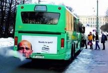 Bus/Bench Ads