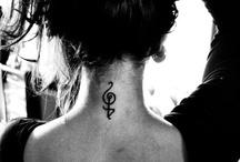 Tattoos / by Haylee Hatch