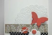 card ideas / by Sherri Laurenzana