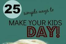 -Parenting, discipline,& development ideas