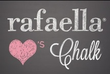 Chalkboard / We love all things chalk! Get inspired with the DIY's and inspiration we found around Pinterest!