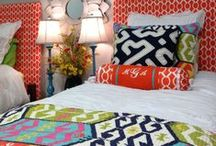 Dorm Rooms + College Decor / by Cushion Source