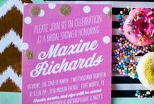You're Invited! / invitations
