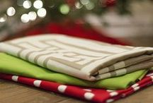 Holiday Fabrics / Fabrics perfect for Halloween, Thanksgiving, and Christmas! / by Cushion Source