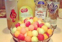 Drinks ♥ / by Phoenix C. Brown