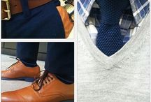 Men's Fashion I ♥ / by Phoenix C. Brown