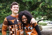 Holiday // Texas + Longhorn / The holidays are the best time to show your Texas and Longhorn pride! Find decor ideas and so much more!