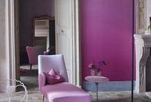 Radiant Orchid | 2014 Pantone Color of the Year / Pantone has named Radiant Orchid as the 2014 Color of the Year. Adding Radiant Orchid to your decor provides a beautiful burst of vibrant fuchsia for that extra wow factor.