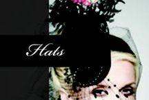Sunday Hats + Tea Party Hats