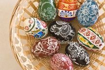 Easter ideas / All inspirations for Easter from decorations to baking