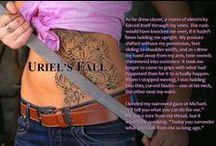 Uriel's Fall (Loralie Hall)