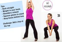 Exercise Ideas ♥ / by Phoenix C. Brown