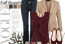 Fall Style Ideas ♥ / by Phoenix C. Brown