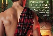 A Highlander's Christmas Kiss Book #5 Highland Heirs series / Christmas may be coming to Linavar, but Temperance Menzie is far from joyful. Grief-stricken over the death of her father at the hands of the Black Riders, she almost didn't see the wounded stranger in the woods. And now she's determined to give this braw, brooding Highlander the help she couldn't give her father. But there's a secret lurking in the depths of his blue-gray eyes. And Temperance won't rest until she uncovers it . . .
