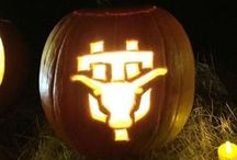 Texas Longhorn Halloween / Everything you need to give your Halloween a Longhorn spin!