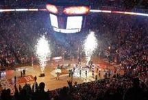 Texas Longhorn Basketball / It's time to cheer on your Texas Longhorns at Frank Erwin!  / by University Co-op