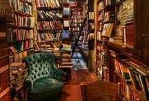 Books ~ Libraries ~ Bookstores / Books, libraries, bookstores, quotes about books and reading