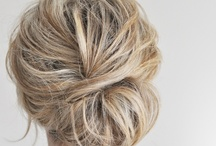 Girly Stuff: Hair / by Brielle Payne