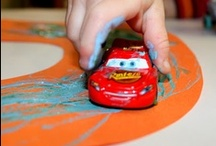 Crafts to do with kids / Finding cool crafts that we can make at home. / by Akane Everitt
