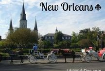 New Orleans / New Orleans is where my soul resides.