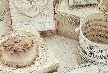 Craft Inspiration / by Alexandra Eitel