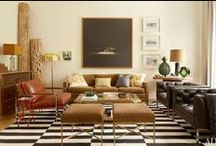 Favorite Interior Spaces / by Katherine Mead