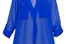 I Love My Colour - Blue Pantone 2746C / #ilovemycolour