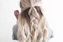 H A I R / All things hair! Hairstyles, hair colors, trends, products and more!