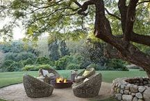 Columbus Back Yard Ideas / Re-imagine your back yard with these unique and beautiful patio designs.