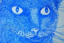 All Things Blue / by Alice Grether