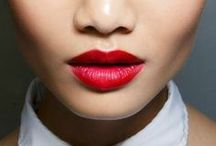 lips.pout.pretty. / lips, lip color, lipstick, lip gloss, bright lips, dark lips, lip shades, & more!  / by Pretty in my Pocket