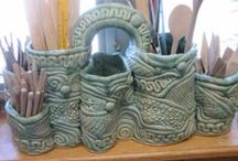 Sculpture and Clay Projects for students / Ideas for the Ceramics and Sculpture class