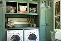 Laundry rooms and Storage / by Dianna Campbell