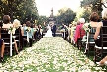 Huntington Library Wedding