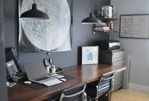 Dreaming Of   Office Design / Here's what we're dreaming of. How about you?