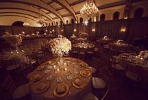 Wedding Reception Tabletops