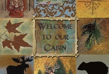 Cabin Fever / We built a little cabin in the woods! We love it!! / by Tammy Jones