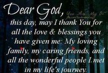 Prayers and Declaration