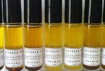 Magical Potions / Cosmetics, aromatherapy, lotions, potions.... Organic, vegan, and eco-friendly as much as possible!