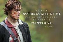 Outlander / #Outlander #Diana Gabaldon #Jamie #Claire