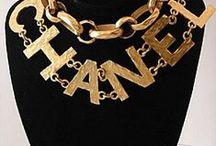 Chanel Accessories / Chanel Jewlery / by Gladys Kravitz