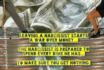 Financial Abuse / by www.HairpinTurnsAhead.com - humor blog