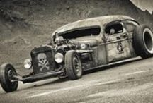 Rat Rods / Rat Rods from across the world. #ClassicNation / by Classic Nation
